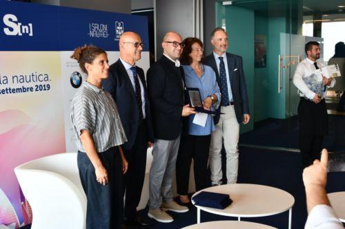 Seares Salone Nautico Genova 2019 premi ADI