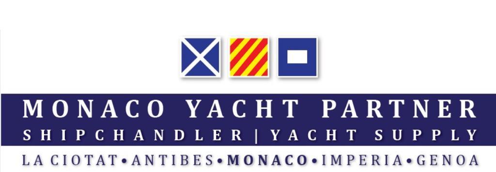 Monaco Yachting Parner logo rivenditori Seares Dealer